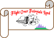 Flight Over Fairytale Land