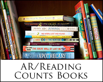 AR/Reading Counts Books