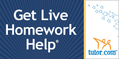 tutor.com graphic - get live homework help