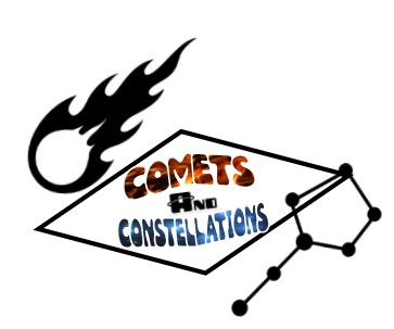Comets and constellations